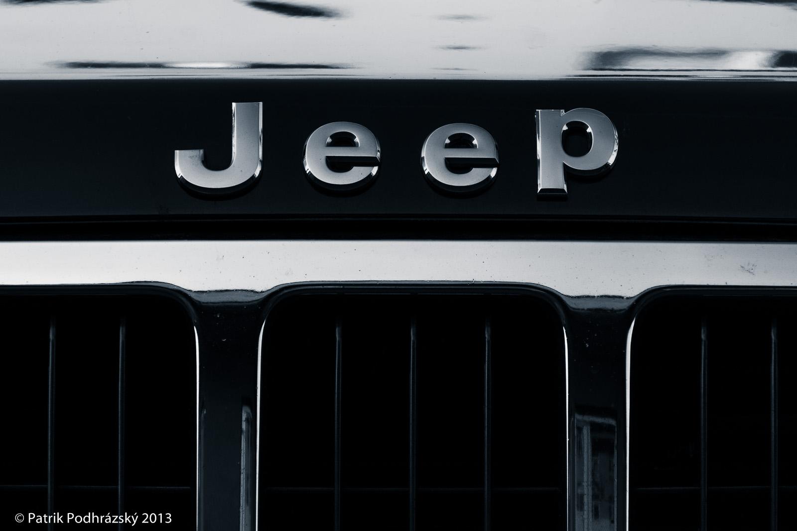 Kousek Jeepu