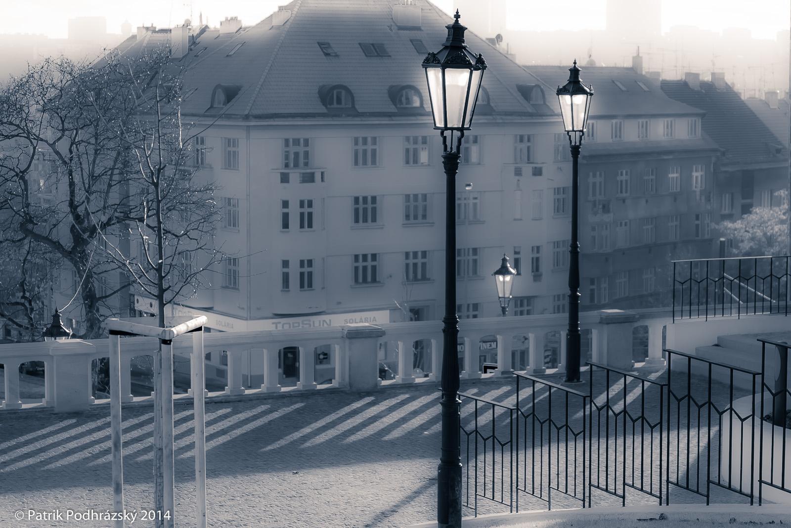 Zasněná ulice