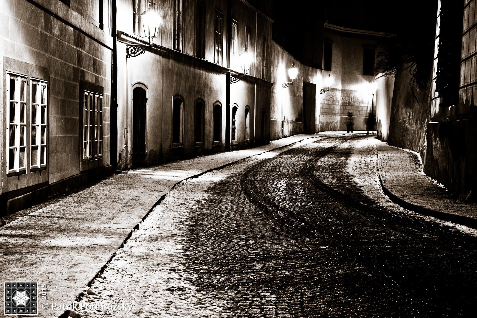 Nočním Pražským hradem podruhé