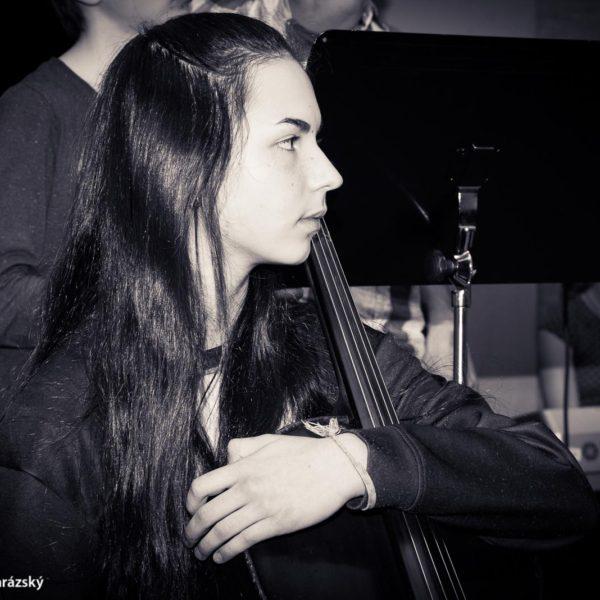 Generálka orchestru TEP 2017