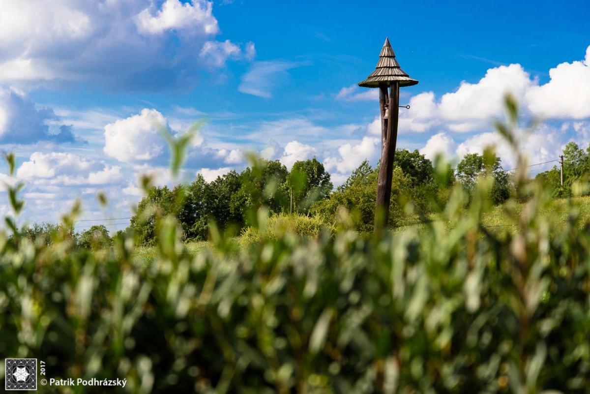Zvonička pod Troskami