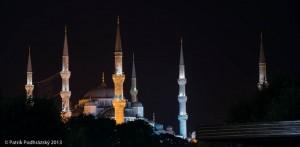 Turecko, Istanbul 2013
